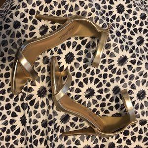 Gold Heels (Lulu's)